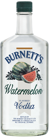 Burnetts Vodka Watermelon